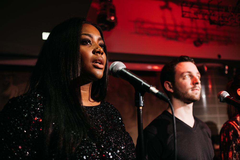 Rochelle Rose & Ben Farrall