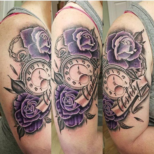 Pushin Ink Tattoos