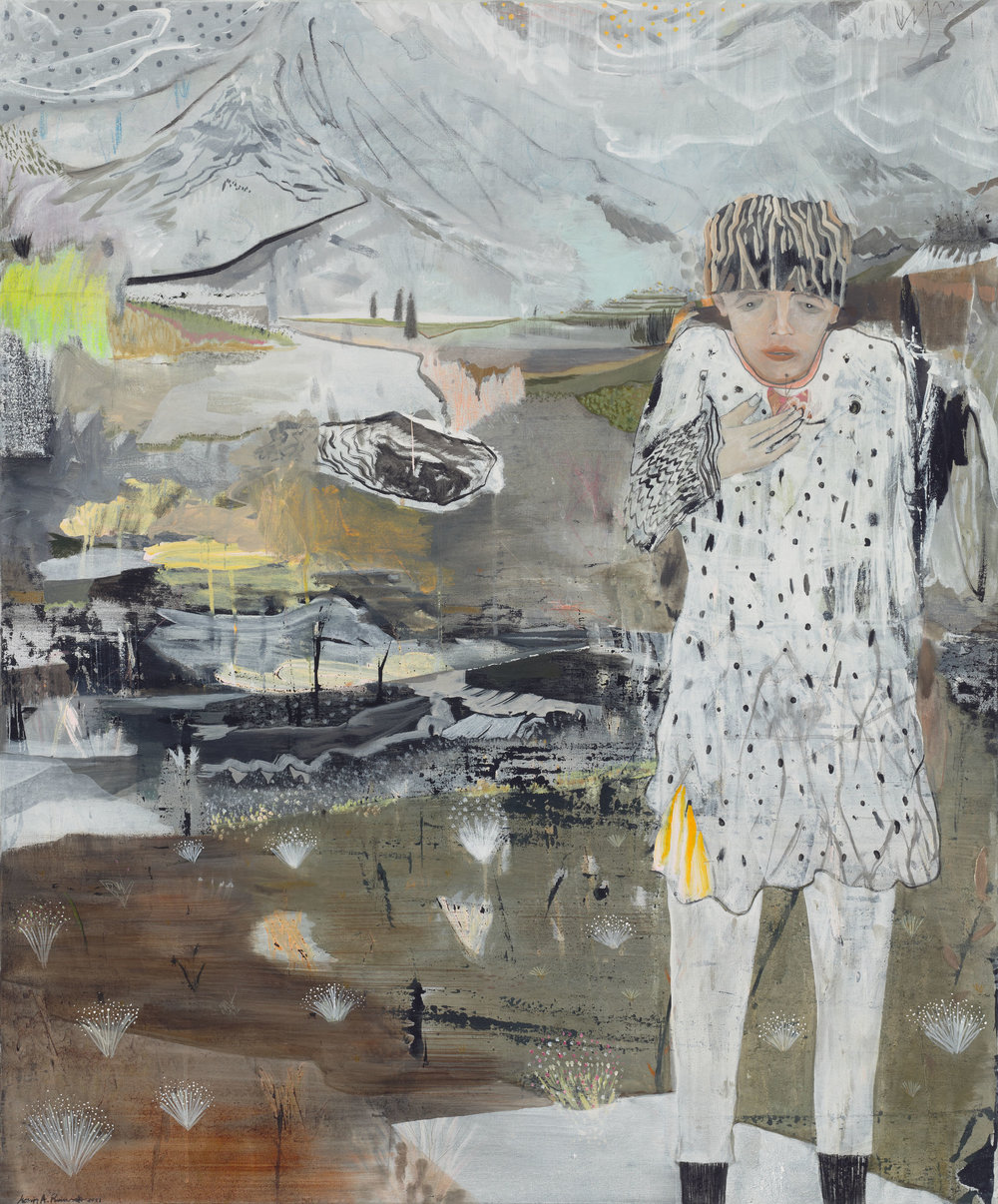 wherever you go I m already there, 120x100cm, 2012