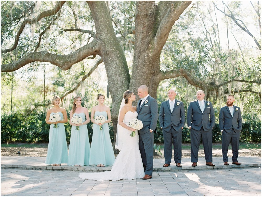 Jenny and Adam's Bowing Oaks Plantation Wedding- Lisa Silva Photography-1_0088.jpg