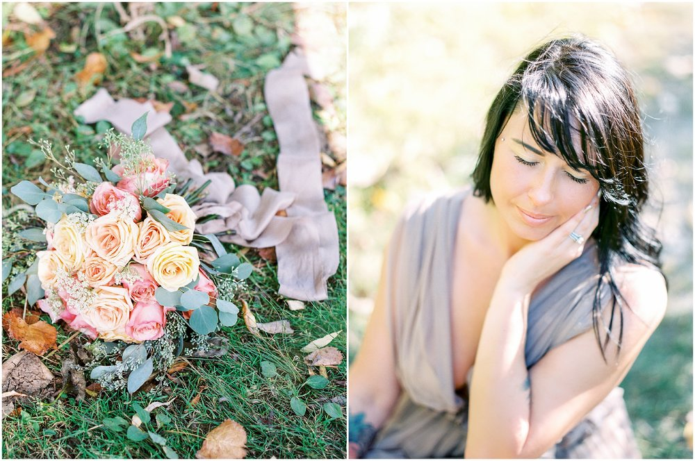 Natural Outdoor Boudoir Session at the Prairie- Lisa Silva Photography- Jacksonville, Florida Fine Art Film Wedding Photography_0027.jpg