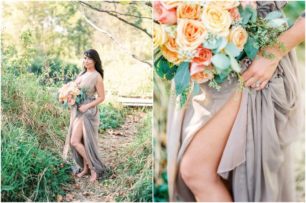 Natural Outdoor Boudoir Session at the Prairie- Lisa Silva Photography- Jacksonville, Florida Fine Art Film Wedding Photography_0034.jpg