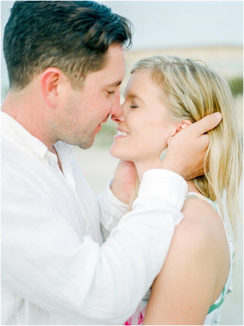 Sunrise Engagement Session at Vilano Beach- Jacksonville, Florida Fine Art Film Wedding Photography_0032.jpg