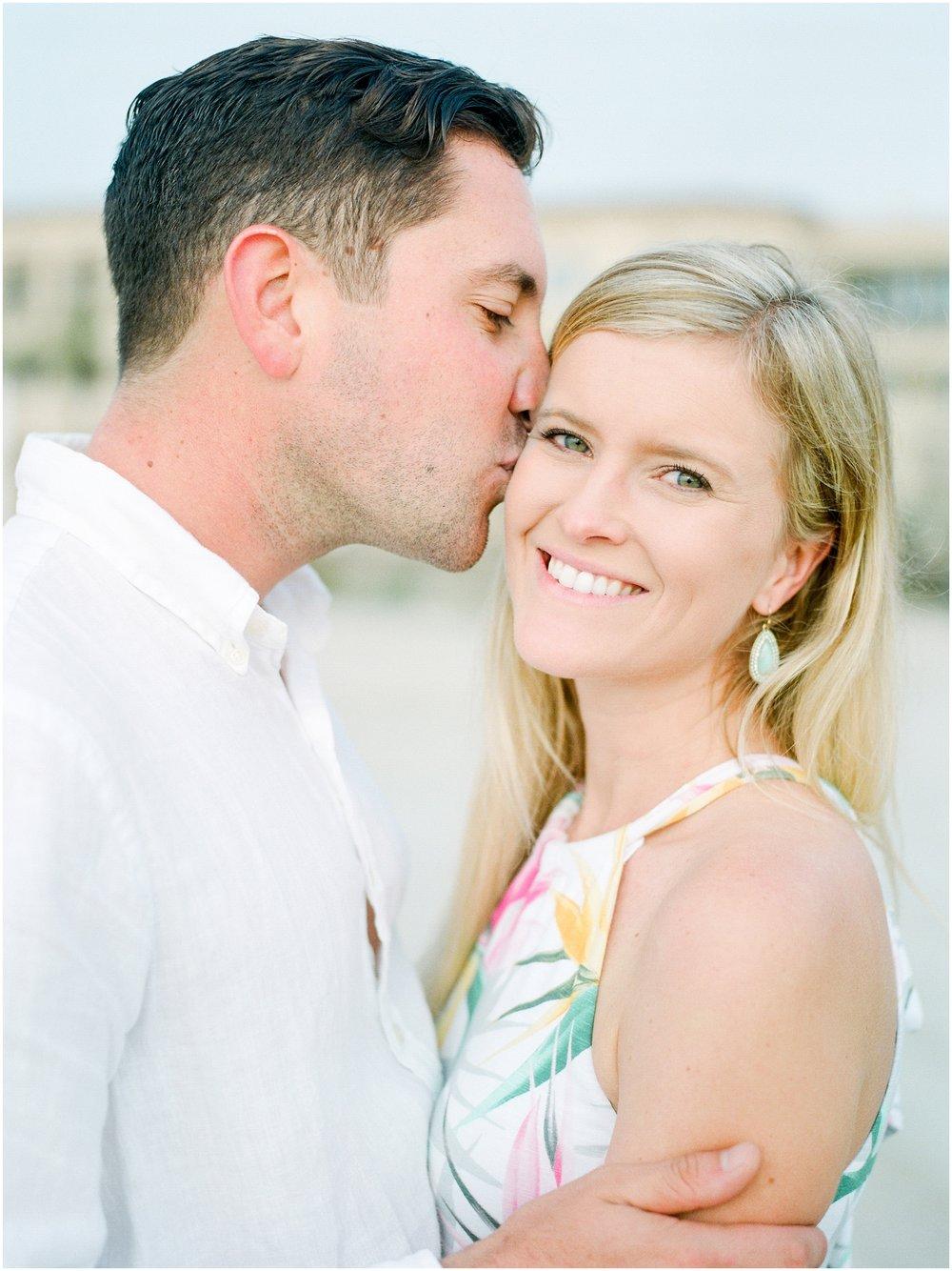 Sunrise Engagement Session at Vilano Beach- Jacksonville, Florida Fine Art Film Wedding Photography_0033.jpg