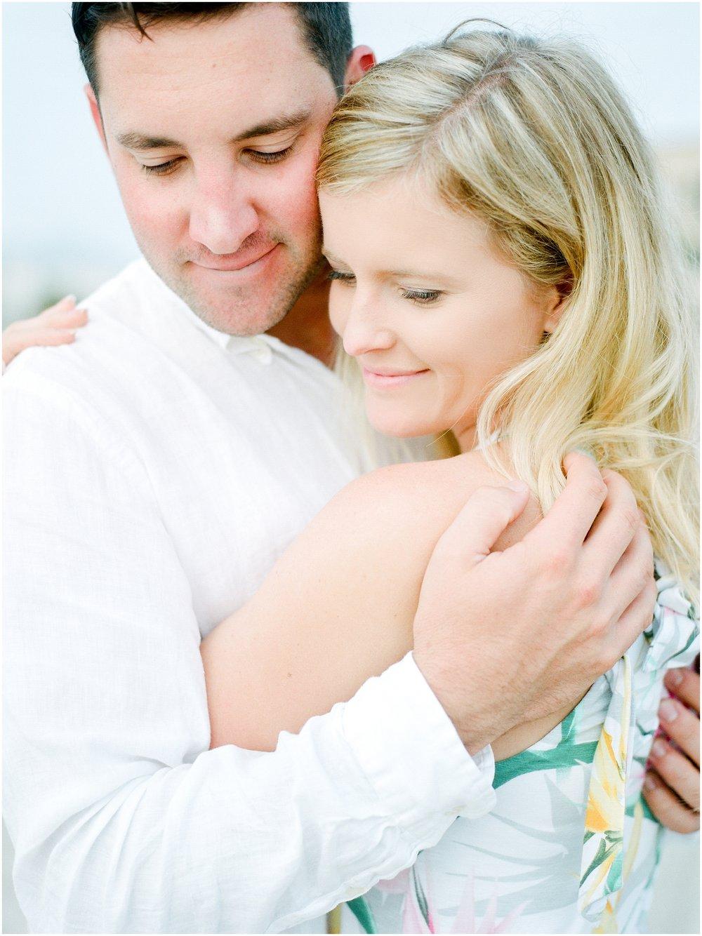 Sunrise Engagement Session at Vilano Beach- Jacksonville, Florida Fine Art Film Wedding Photography_0036.jpg