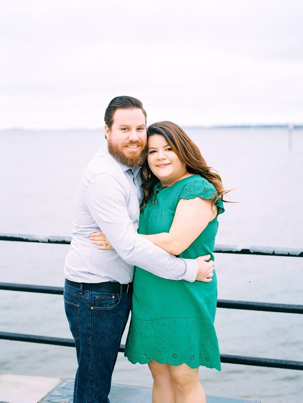 Lisa Silva Photography- Ponte Vedra Beach and Jacksonville, Florida Fine Art Film Wedding Photography- Engagement Session in Historic Charleston, South Carolina_0000.jpg