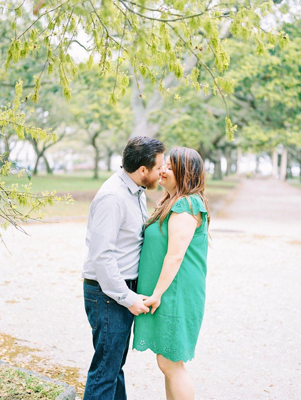 Lisa Silva Photography- Ponte Vedra Beach and Jacksonville, Florida Fine Art Film Wedding Photography- Engagement Session in Historic Charleston, South Carolina_0014.jpg