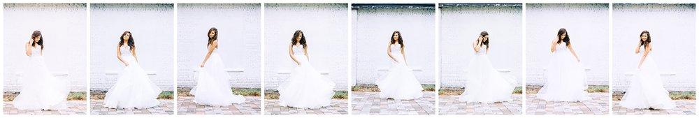 Lisa Silva Photography- Ponte Vedra Beach and Jacksonville, Florida Fine Art Film Wedding Photography- Spring Bridal Shoot at Ellie's Garden in San Marco, Jacksonville_0028.jpg