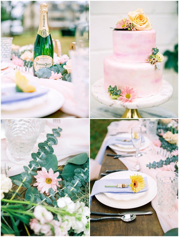 Lisa Silva Photography- Ponte Vedra Beach and Jacksonville, Florida Fine Art Film Wedding Photography- Spring Bridal Shoot at Ellie's Garden in San Marco, Jacksonville_0045.jpg