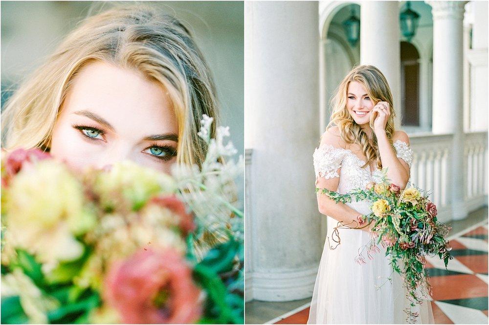 Lisa Silva Photography- Ponte Vedra Beach, St. Augustine and Jacksonville, Florida Fine Art Film Wedding and Boudoir Photography- Fine Art Film Bridal Editorial at the Venitian, Las Vegas 0a.jpg