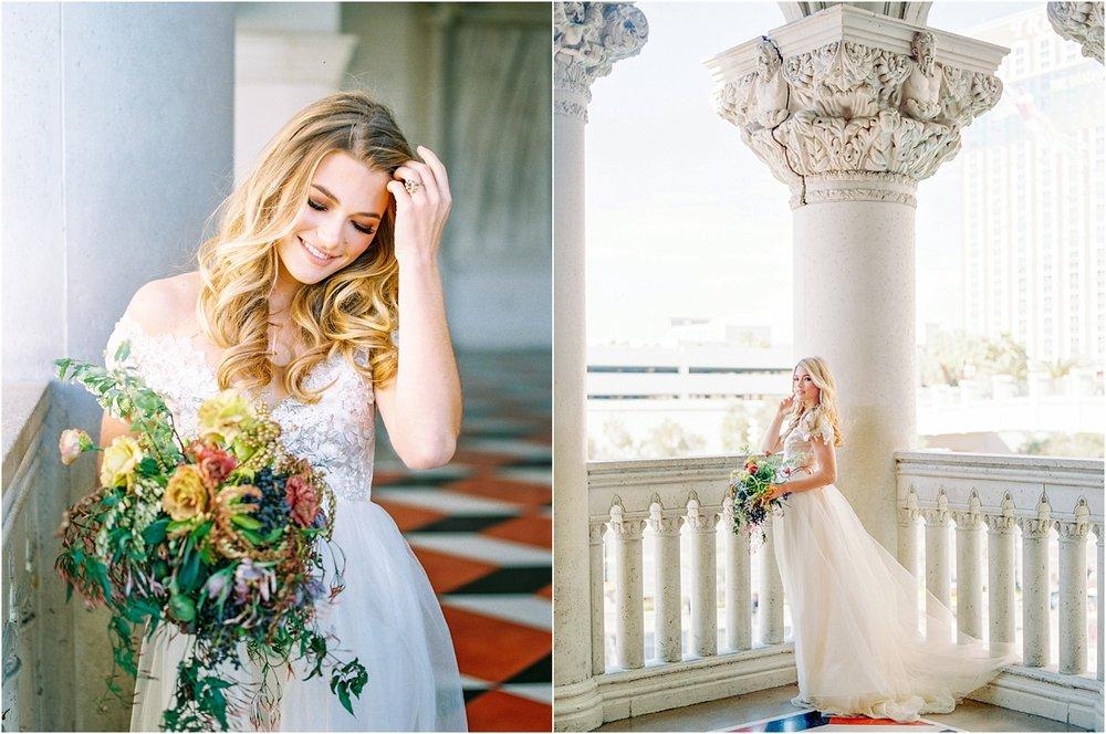 Lisa Silva Photography- Ponte Vedra Beach, St. Augustine and Jacksonville, Florida Fine Art Film Wedding and Boudoir Photography- Fine Art Film Bridal Editorial at the Venitian, Las Vegas_0013.jpg