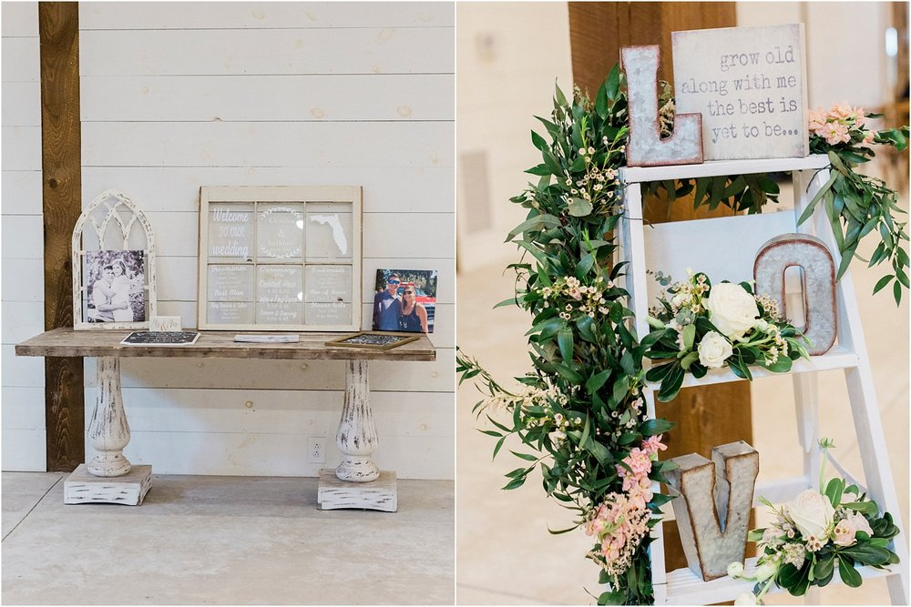 Lisa Silva Photography- Ponte Vedra Beach, St. Augustine and Jacksonville, Florida Fine Art Film Wedding and Boudoir Photography- Elegant Blush and Navy Wedding at Chandler Oaks Barn in St. Augustine, Florida_0056.jpg