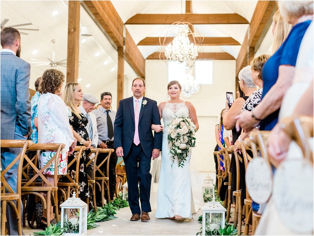 Lisa Silva Photography- Ponte Vedra Beach, St. Augustine and Jacksonville, Florida Fine Art Film Wedding and Boudoir Photography- Elegant Blush and Navy Wedding at Chandler Oaks Barn in St. Augustine, Florida_0064.jpg