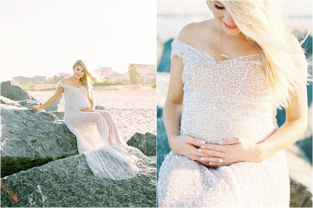 Lisa Silva Photography- Ponte Vedra Beach, St. Augustine and Jacksonville, Florida Fine Art Film Wedding and Boudoir Photography- Lifestyle Maternity Session_0004.jpg
