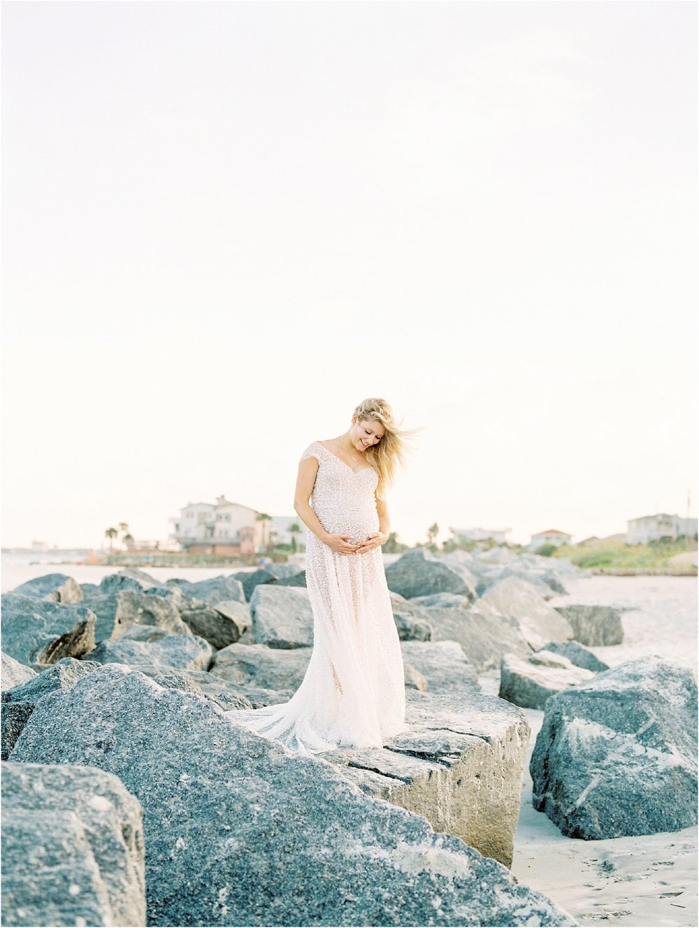 Lisa Silva Photography- Ponte Vedra Beach, St. Augustine and Jacksonville, Florida Fine Art Film Wedding and Boudoir Photography- Lifestyle Maternity Session_0011.jpg