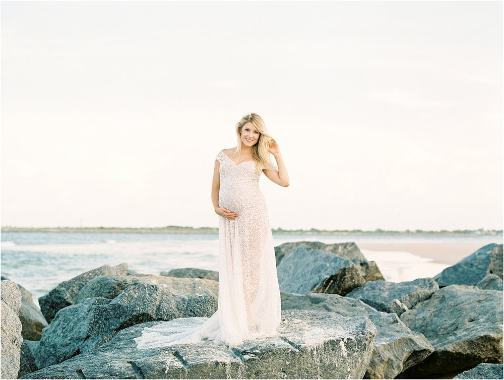 Lisa Silva Photography- Ponte Vedra Beach, St. Augustine and Jacksonville, Florida Fine Art Film Wedding and Boudoir Photography- Lifestyle Maternity Session_0012.jpg