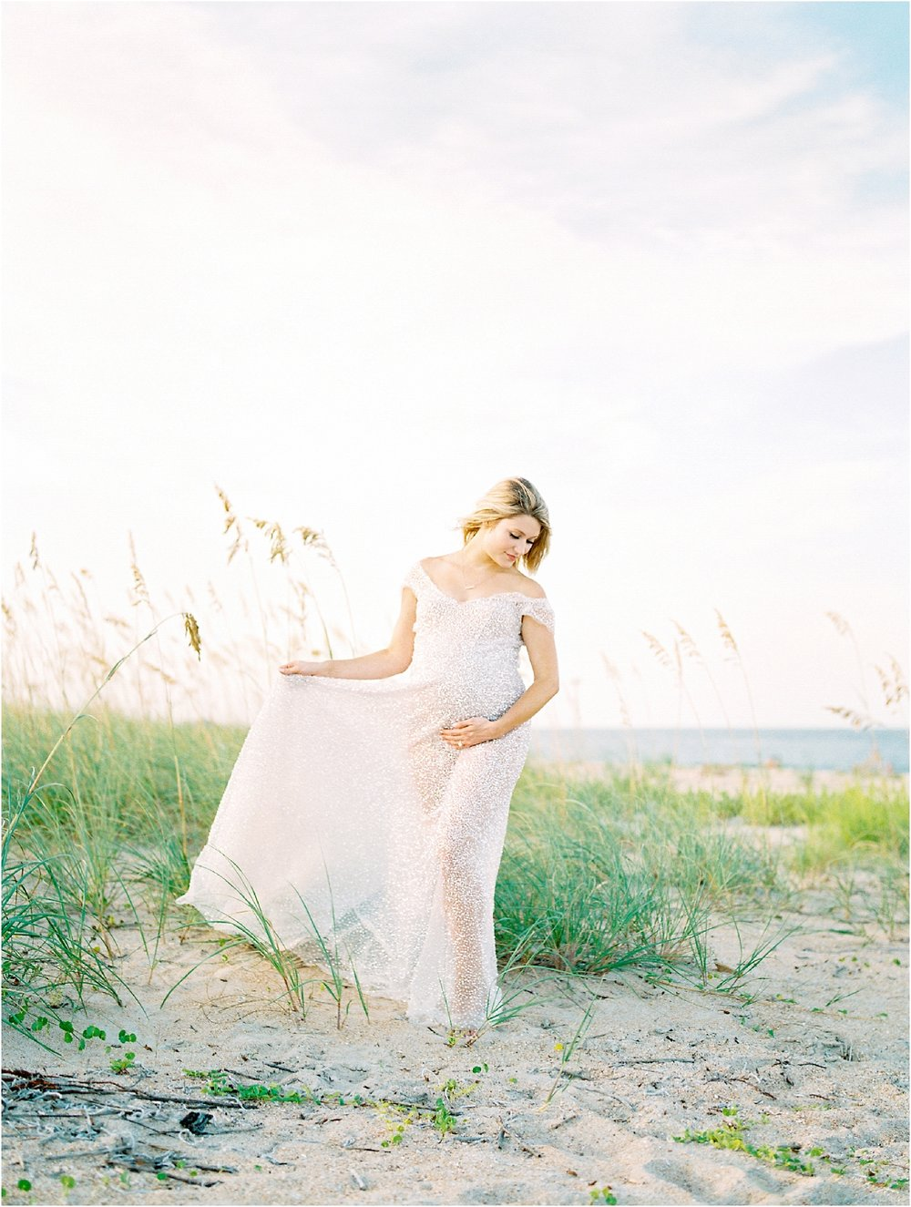 Lisa Silva Photography- Ponte Vedra Beach, St. Augustine and Jacksonville, Florida Fine Art Film Wedding and Boudoir Photography- Lifestyle Maternity Session_0017.jpg