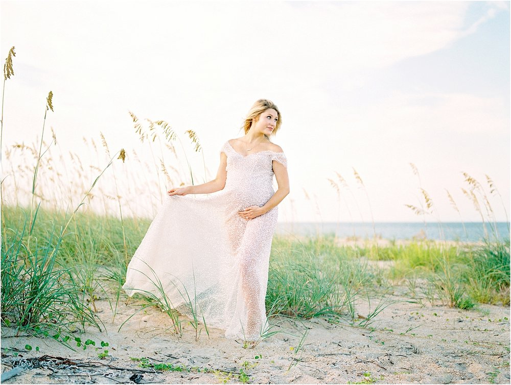 Lisa Silva Photography- Ponte Vedra Beach, St. Augustine and Jacksonville, Florida Fine Art Film Wedding and Boudoir Photography- Lifestyle Maternity Session_0018.jpg
