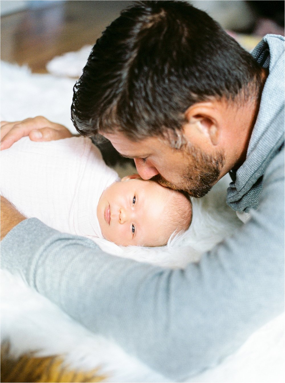 Lisa Silva Photography- Ponte Vedra Beach, St. Augustine and Jacksonville, Florida Fine Art Film Wedding and Boudoir Photography- Newborn Lifestyle Session at Home_0017.jpg