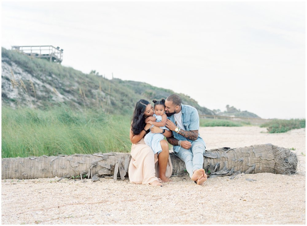 Lisa Silva Photography- Ponte Vedra Beach, St. Augustine and Jacksonville, Florida Fine Art Film Destination Wedding Photography- Family Lifestyle Session at Guana Preserve_0031.jpg