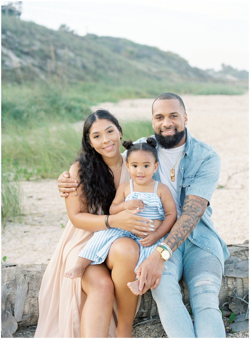 Lisa Silva Photography- Ponte Vedra Beach, St. Augustine and Jacksonville, Florida Fine Art Film Destination Wedding Photography- Family Lifestyle Session at Guana Preserve_0033.jpg