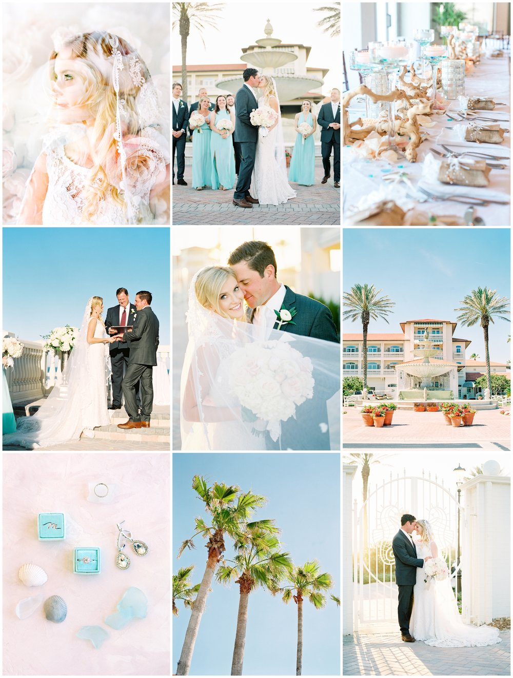 Shannon and Greg | The Ponte Vedra Inn and Club | Ponte Vedra Beach, Florida