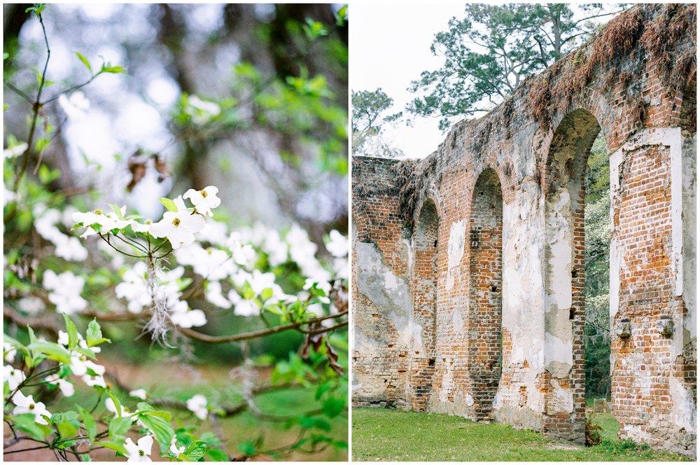 Old Sheldon Church Ruins | South Carolina