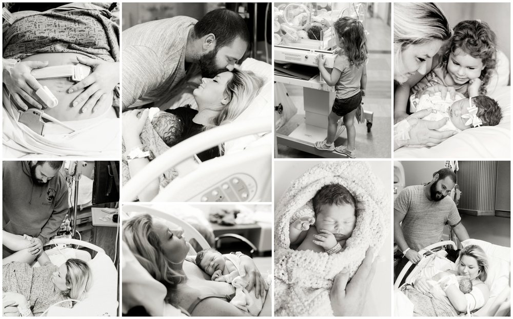 Olivia Rayne's Birth Story | St. Augustine, Florida