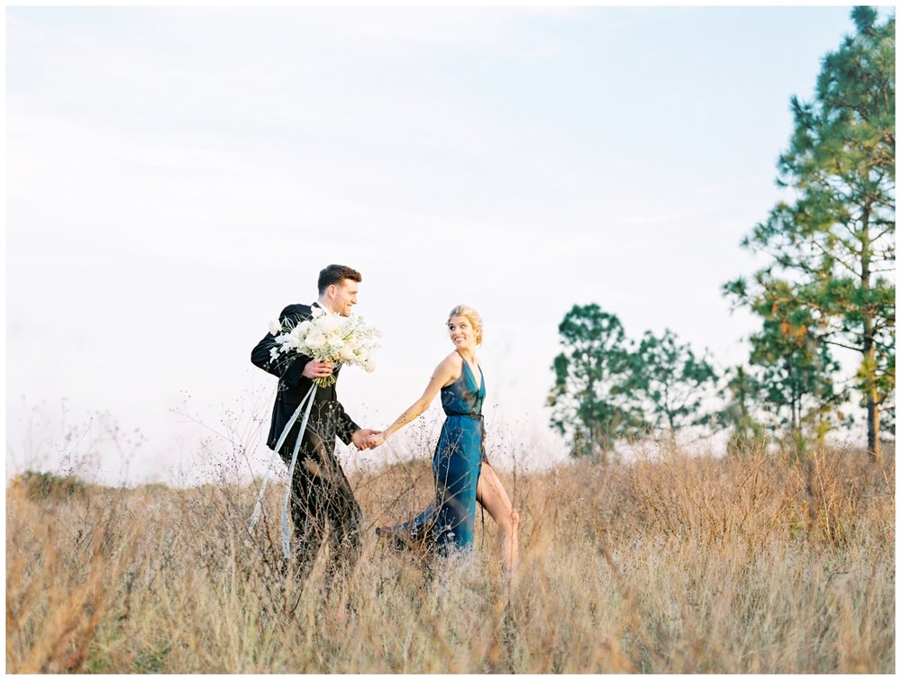 Lisa Silva Photography -Engagement Session at Bok Tower Gardens - Orlando Film Photographers_0017.jpg