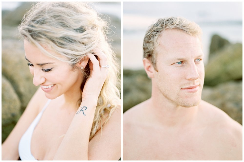 Lisa Silva Photography -Beachy Lifestyle Engagement Session in Palm Coast Florida - Jacksonville Film Photograpgers_0024.jpg
