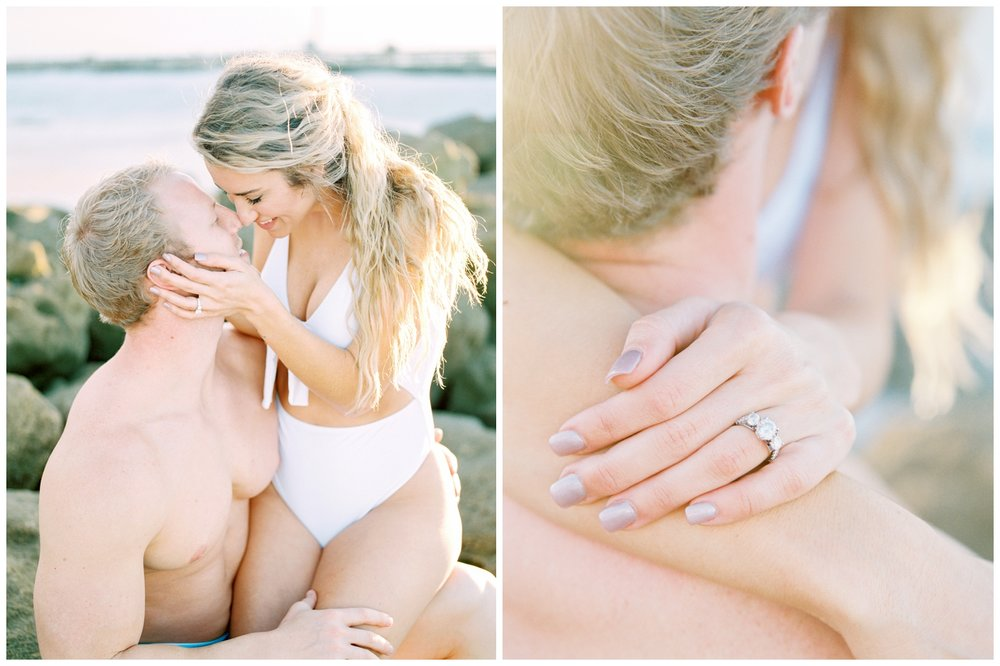 Lisa Silva Photography -Beachy Lifestyle Engagement Session in Palm Coast Florida - Jacksonville Film Photograpgers_0026.jpg