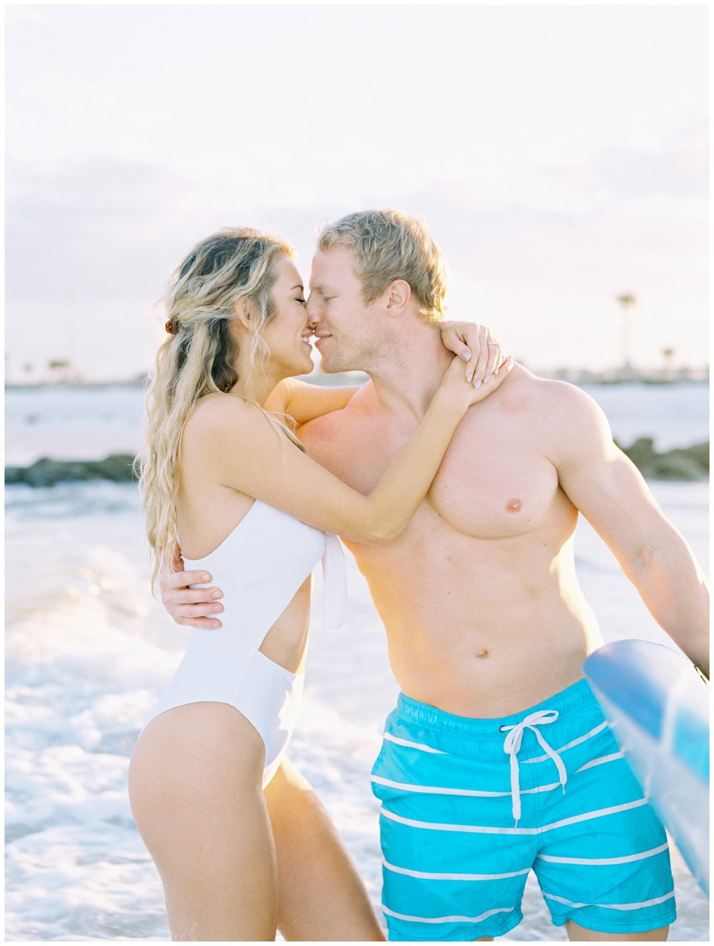 Lisa Silva Photography -Beachy Lifestyle Engagement Session in Palm Coast Florida - Jacksonville Film Photograpgers_0029.jpg