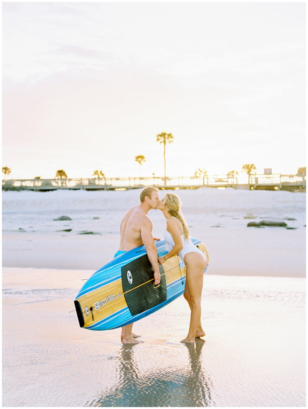 Lisa Silva Photography -Beachy Lifestyle Engagement Session in Palm Coast Florida - Jacksonville Film Photograpgers_0036.jpg