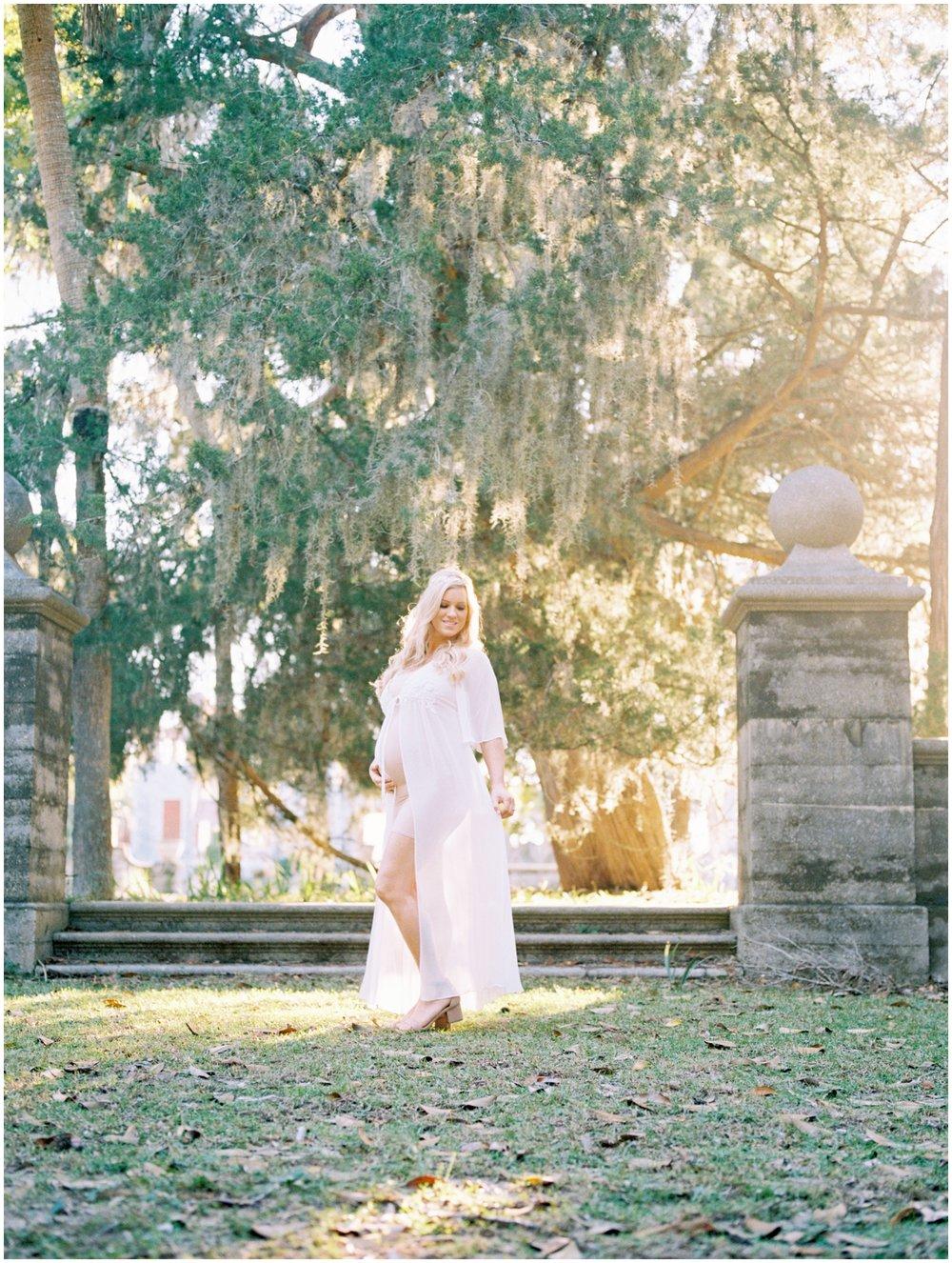 Lisa Silva Photography -Maternity Session at Cumberland Island, Georgia - Jacksonville and North East Florida Fine Art Film Photographer_0012.jpg