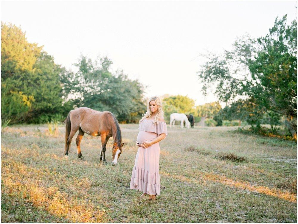 Lisa Silva Photography -Maternity Session at Cumberland Island, Georgia - Jacksonville and North East Florida Fine Art Film Photographer_0037.jpg