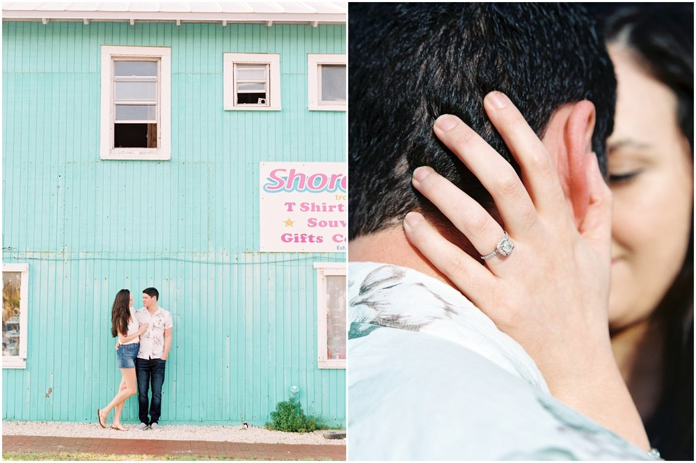 Lisa Silva Photography -Engagement Session at Neptune Beach, Florida- Jacksonville and North East Florida Fine Art Film Photographer_0029.jpg