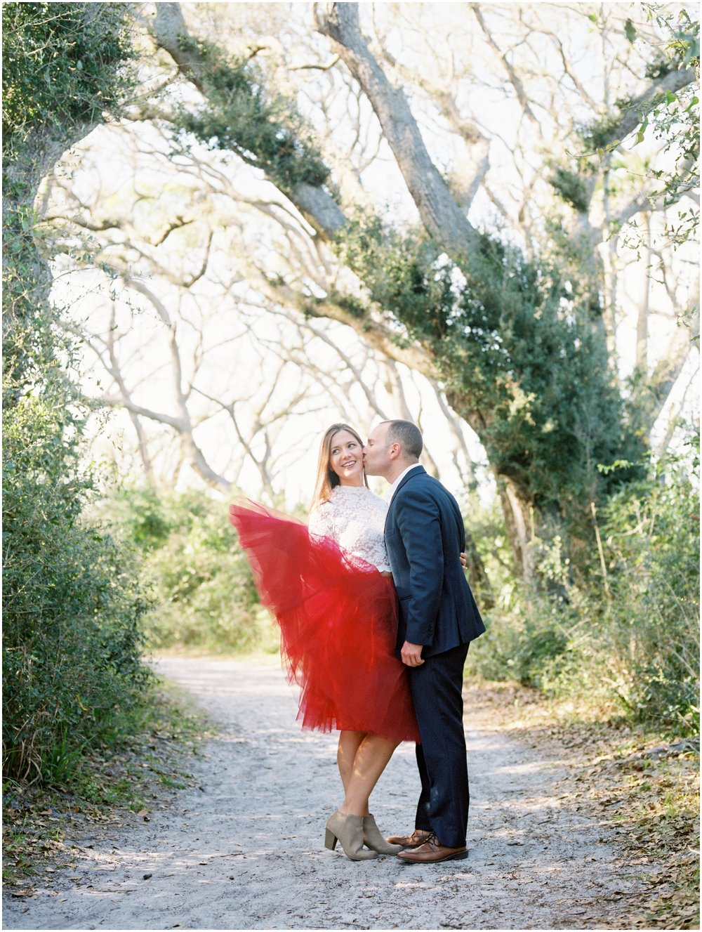 Lisa Silva Photography -Engagement Session at Big Talbot Island- Jacksonville and North East Florida Fine Art Film Photographer_0004.jpg