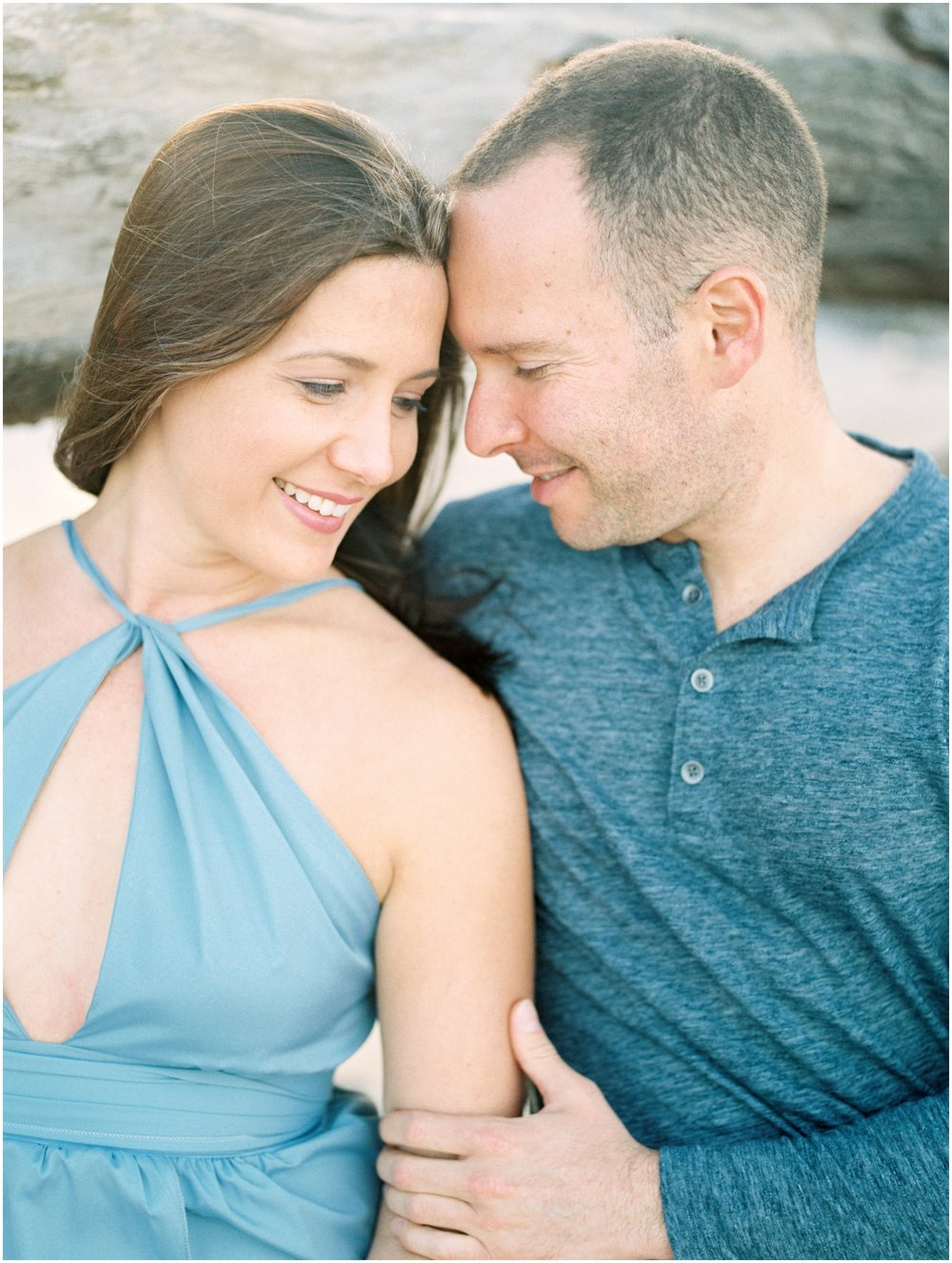 Lisa Silva Photography -Engagement Session at Big Talbot Island- Jacksonville and North East Florida Fine Art Film Photographer_0032.jpg