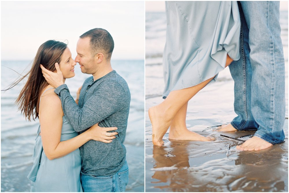 Lisa Silva Photography -Engagement Session at Big Talbot Island- Jacksonville and North East Florida Fine Art Film Photographer_0054.jpg