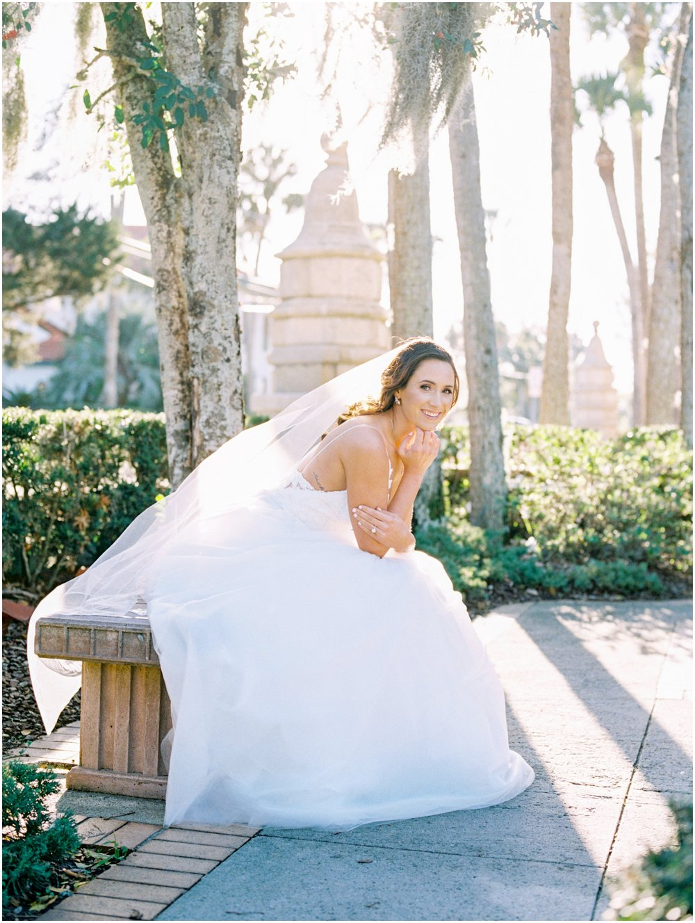 Lisa Silva Photography -Bridal Portrait Session in St. Augustine, Florida- Jacksonville and North East Florida Fine Art Film Photographer_0015.jpg