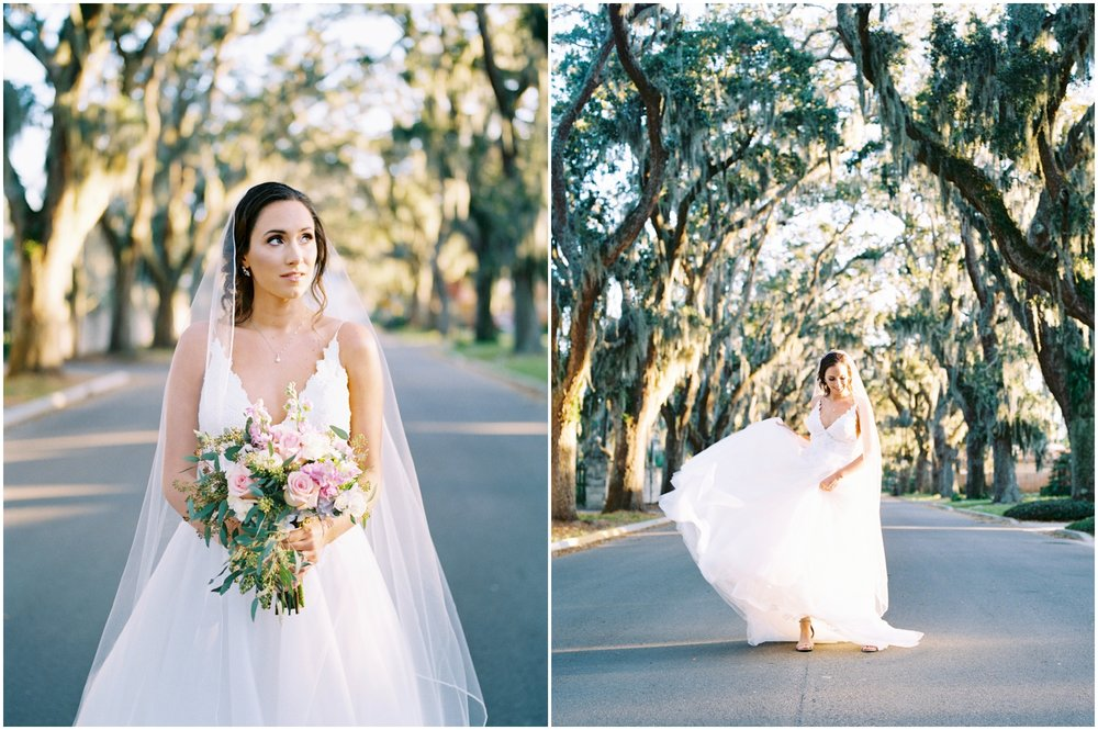 Lisa Silva Photography -Bridal Portrait Session in St. Augustine, Florida- Jacksonville and North East Florida Fine Art Film Photographer_0024.jpg