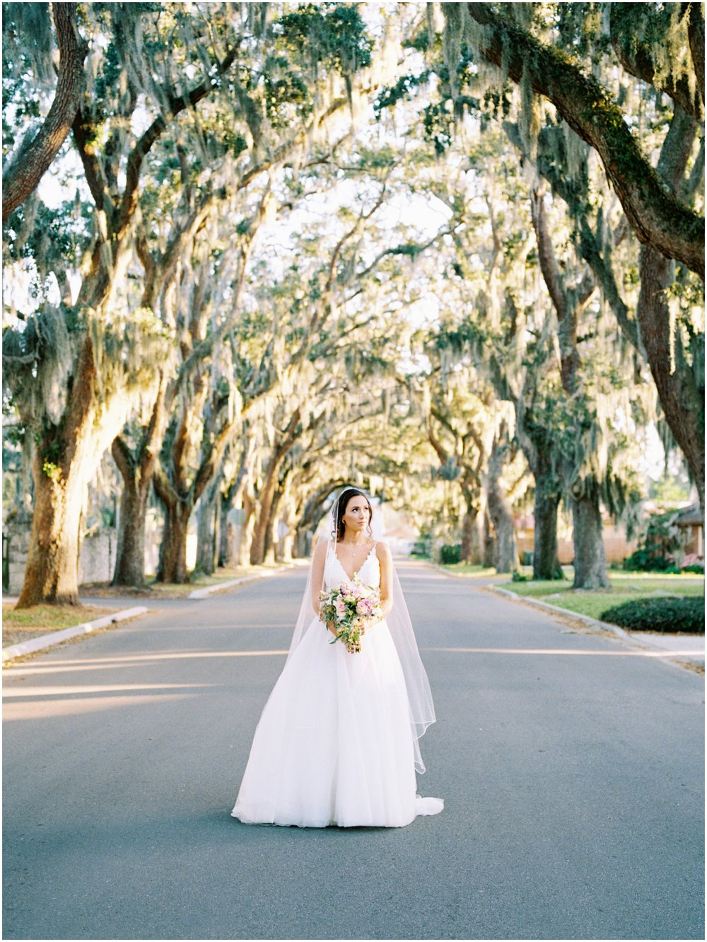 Lisa Silva Photography -Bridal Portrait Session in St. Augustine, Florida- Jacksonville and North East Florida Fine Art Film Photographer_0023.jpg