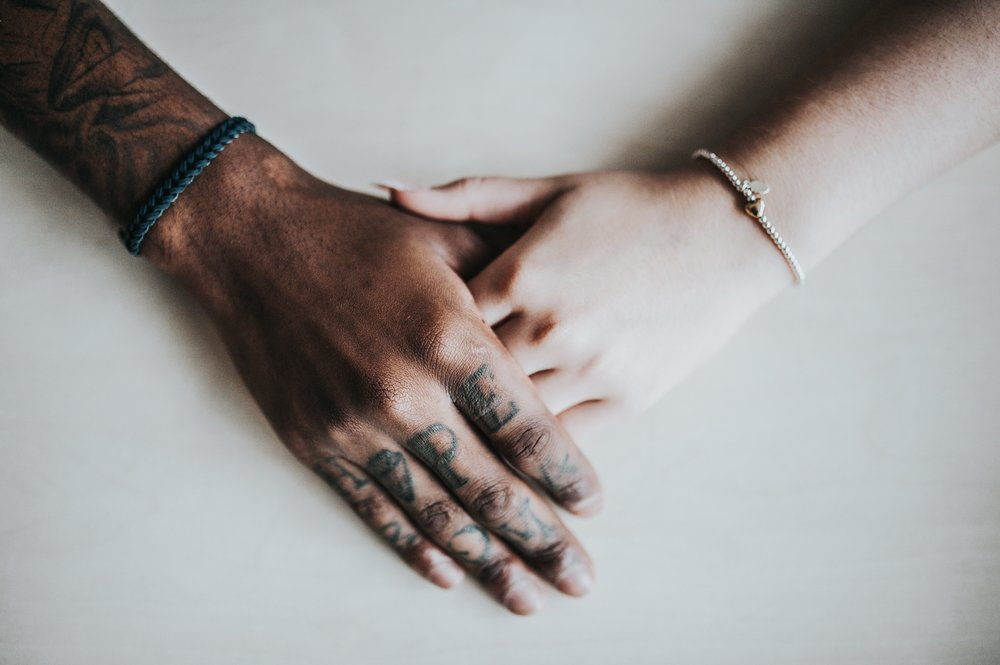 WE ARE HEALING. - Others are isolated, unable, and/or anxious to receive touch among family and friends because they feel unworthy of such attention, unsure how to ask, or have been outcasted for so long that bridging the divide seems impossible.