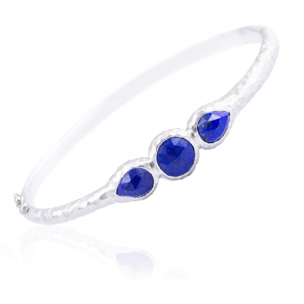 Nina Nguyen Bangle with Lapis