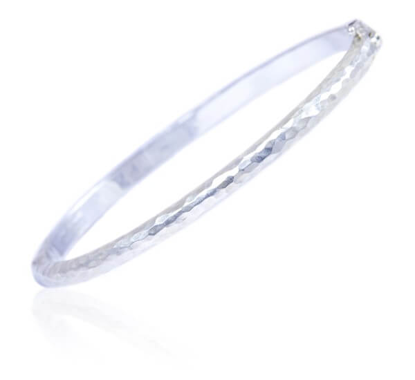 Nina Nguyen Bangle Sterling Silver