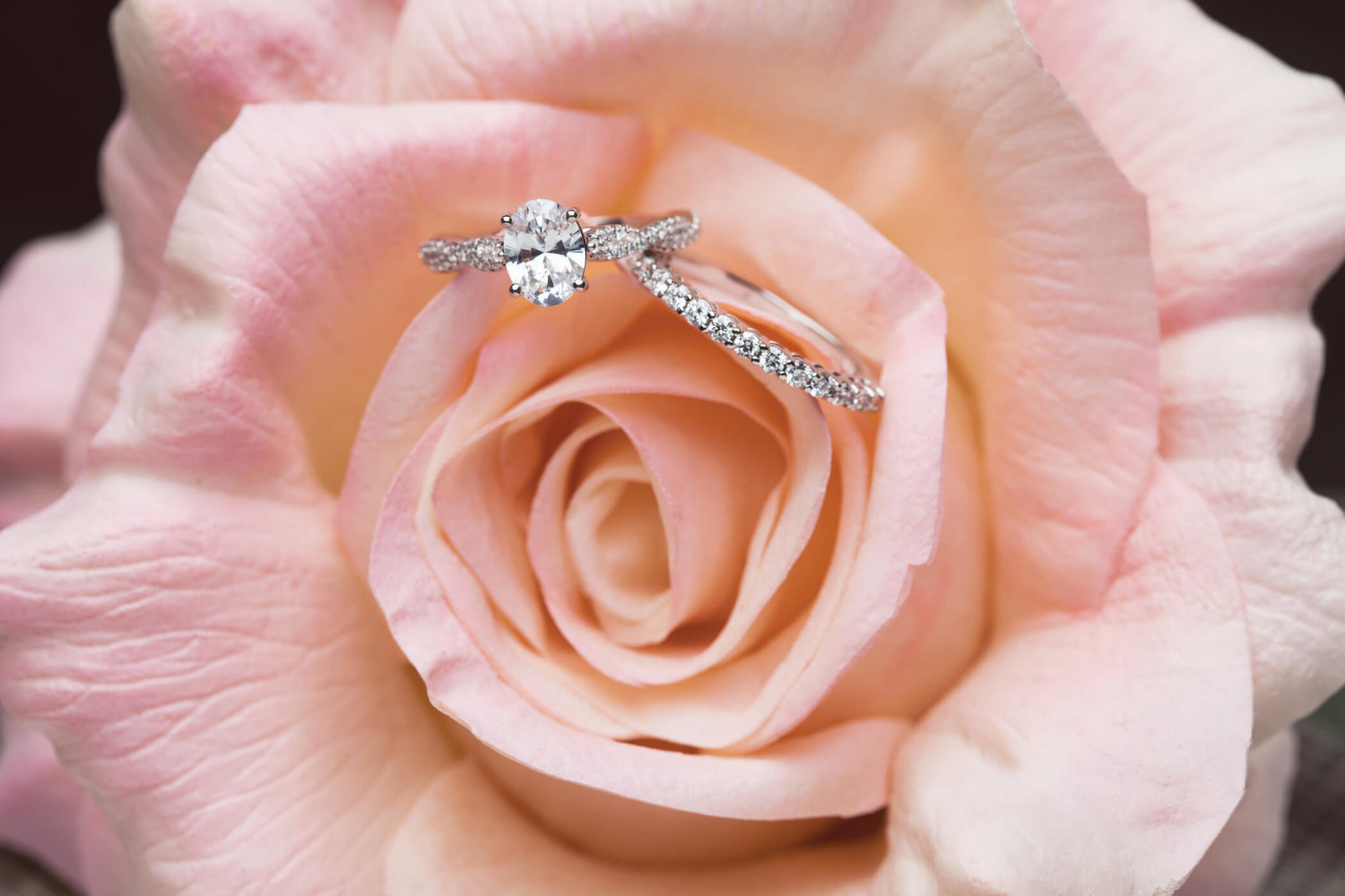 The Alluring Oval — Expressions Jewelers