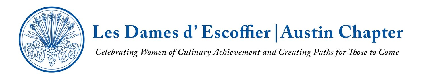 Les Dames d'Escoffier Austin Chapter