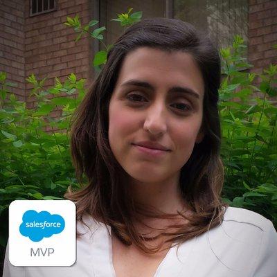 Elena Inurrategui - Twitter:  Salesforce MVP, Co-founder the La Clé, Non profit lover, semi-nomad and mom. Trabajando para acercar Salesforce a las organizaciones en Latinoamerica.
