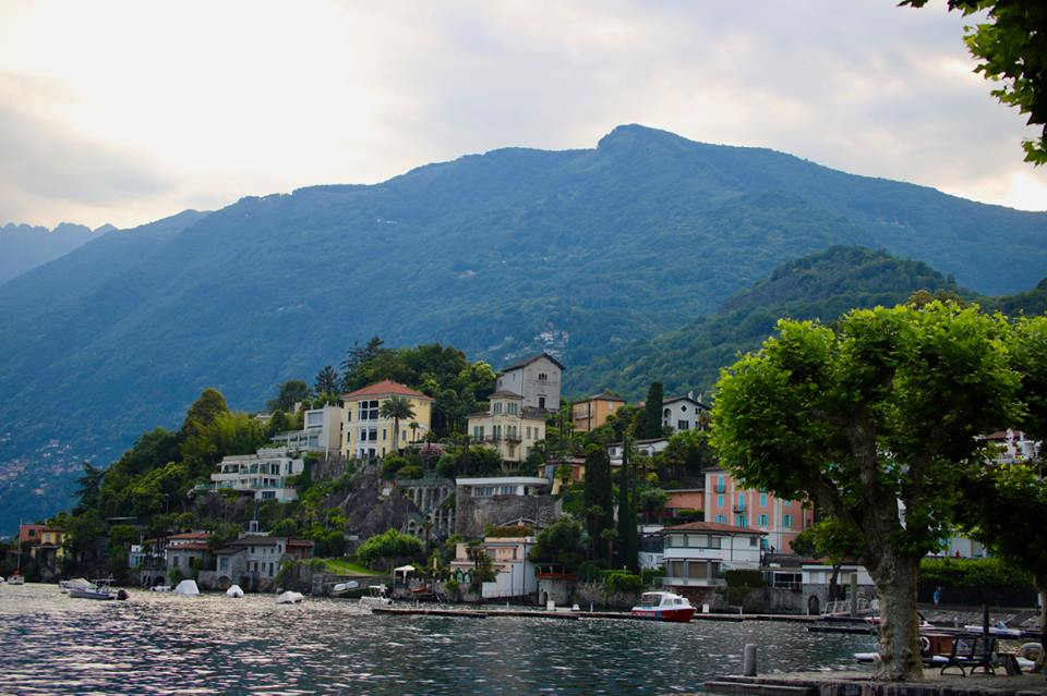 Ascona ... pretty ... so, so pretty