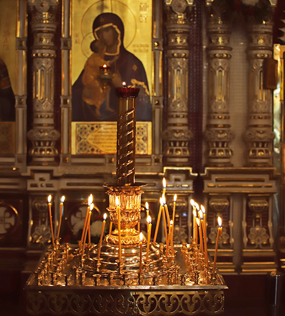Following the collapse of the USSR, the Church on the Blood was constructed and became a major place of pilgrimage.